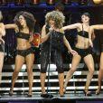 Tina Turner en concert à Paris. 2009.
