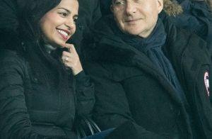 Eric Besson et sa femme Jamila : Rare sortie en couple de l'ex-ministre