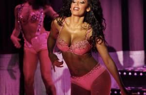 Mel B exhibe sa silhouette plantureuse dans un show très... chaud !