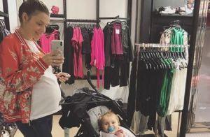 Alexia Mori enceinte : Elle dévoile combien de kilos elle a pris !