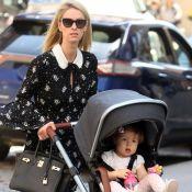 Nicky Hilton : Sortie avec son adorable Lily, quatre mois après son accouchement