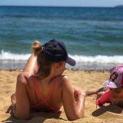 Sylvie Tellier : Une photo inattendue avec sa fille Margaux...