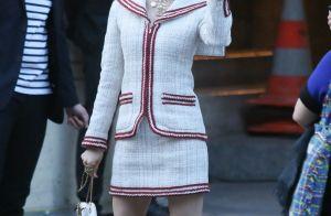 Chanel : Lily-Rose Depp et Margot Robbie en front row pour voir les soeurs Hadid