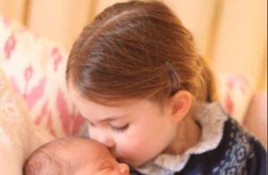 Kate Middleton : Les premières photos du prince Louis dévoilées !