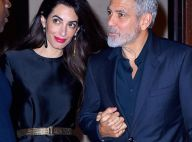 George Clooney avec Amal : Sortie chic pour ses 57 ans avant le Met Gala