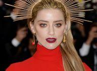 Amber Heard : En solo au Met Gala devant son ex et sa nouvelle chérie, Grimes