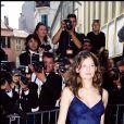 Laetitia Casta au Festival de Cannes en 2000.