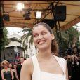 Laetitia Casta à Cannes en 2005.