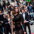 Laetitia Casta à Cannes, en 2016.