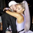 Ariana Grande et Mac Miller amoureux lors du festival de Coachella 2018, photo Instagram 21 avril 2018. Le couple s'est séparé peu après, après un peu moins de deux années de romance.