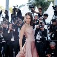 "Bella Hadid - Montée des marches du film ""Les Eternels"" lors du 71e Festival International du Film de Cannes. Le 11 mai 2018 © Borde-Jacovides-Moreau/Bestimage"