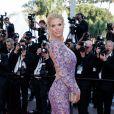 """Victoria Silvstedt - Montée des marches du film """" Les Eternels """" lors du 71ème Festival International du Film de Cannes. Le 11 mai 2018 © Borde-Jacovides-Moreau/Bestimage"""