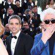 """Pedro Almodovar - Montée des marches du film """" Les Eternels """" lors du 71ème Festival International du Film de Cannes. Le 11 mai 2018 © Borde-Jacovides-Moreau/Bestimage"""