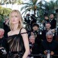 Daria Strokous - Montée des marches du film «Les Eternels» lors du 71ème Festival International du Film de Cannes. Le 11 mai 2018 © Borde-Jacovides-Moreau/Bestimage