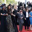 Khadja Nin, Ava Duvernay, Cate Blanchett, Agnès Varda, Céline Sciamma - Montée des marches du film « Les Filles du Soleil » lors du 71ème Festival International du Film de Cannes. Le 12 mai 2018 © Borde-Jacovides-Moreau/Bestimage