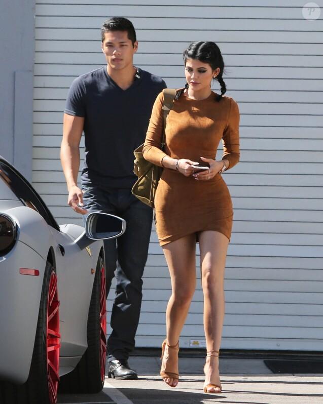 Son garde du corps est-il le père de Stormi — Kylie Jenner