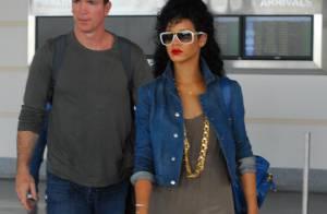 Rihanna continue la fiesta à La Barbade... Chris Brown aujourd'hui devant la justice !