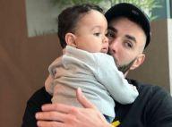 Karim Benzema looké comme son fils : Ibrahim fête son premier anniversaire