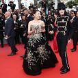 Un sosie de Michael Jackson - Montée des marches du film «Solo : A Star Wars Story» lors du 71ème Festival International du Film de Cannes. Le 15 mai 2018 © Borde-Jacovides-Moreau/Bestimage