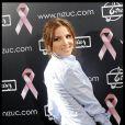 """Elsa Pataky, une divine beauté sur le tapis rouge de la soirée """"Calendar Breast Cancer"""", le 6 avril 2009, à Madrid !"""