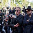 Le chanteur Sting et le rappeur Shaggy - Montée des marches du film «L'Homme qui tua Don Quichotte» lors de la cérémonie de clôture du 71ème Festival International du Film de Cannes. Le 19 mai 2018 © Borde-Jacovides-Moreau / Bestimage