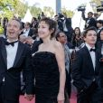 Roberto Benigni et sa femme Nicoletta Braschi - Montée des marches du film «L'Homme qui tua Don Quichotte» lors de la cérémonie de clôture du 71ème Festival International du Film de Cannes. Le 19 mai 2018 © Borde-Jacovides-Moreau / Bestimage