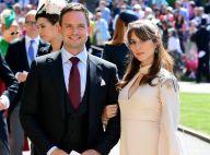 Patrick J. Adams : Critiqué après le mariage de Meghan et Harry, il réplique sec