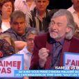 Isabelle Morini-Bosc et Gilles Verdez dans  Touche pas à mon poste  le 21 mai 2018.