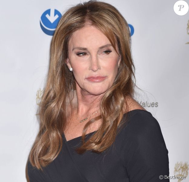 "Caitlyn Jenner au 6ème championnat anuel ""Jewish Values International Awards"" à New York, le 8 mars 2018. © CPA/Bestimage"