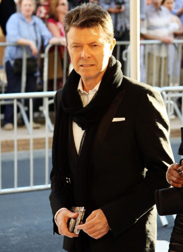 David Bowie aux CFDA Fashion Awards, à New York le 7 juin 2010.