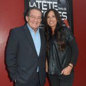 Nathalie Marquay et son mari Jean-Pierre Pernaut ont la tête dans les étoiles...
