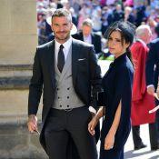 """Mariage d'Harry et Meghan : Victoria Beckham """"soulagée"""" de ne pas être enceinte"""
