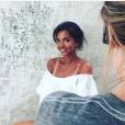 Karine Le Marchand sexy sur Instagram, 7 mai 2018, Instagram