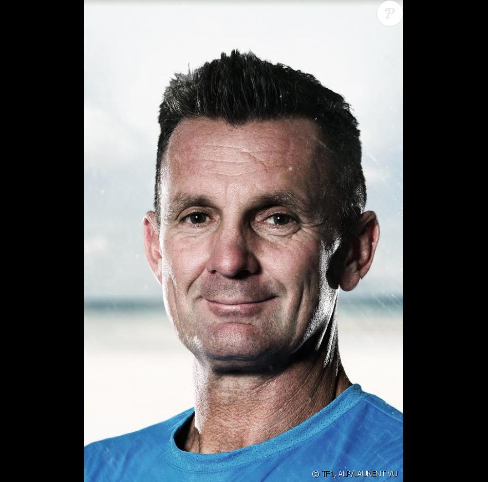 "Pascal, candidat de ""Koh-Lanta All Stars"", photo officielle, TF1"