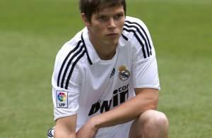 L'attaquant vedette du Real Madrid est papa !