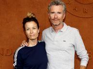 Denis Brogniart amoureux : Complice avec sa femme Hortense à Roland-Garros