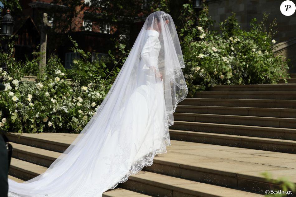 Photo robe de mariee meghan markle