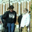 Exclusif - Rocco Ritchie se promène avec des amis dans les rues de Londres. Le 5 octobre 2017.