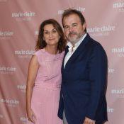 Pierre Hermé et sa femme Valérie prennent l'air pour Marie Claire...