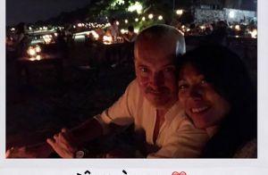 Anggun : Escapade romantique avec son amoureux à Bali