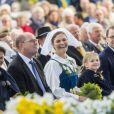 La famille royale de Suède a célébré le 6 juin 2018 la Fête nationale.