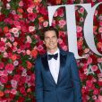 Matt Bomer à la cérémonie des Tony Awards, au Radio City Music Hall de New York, le 10 juin 2018