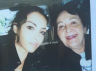 "Nabilla Benattia soutient mémé Livia, ""foudroyée"" par la mort de son mari"