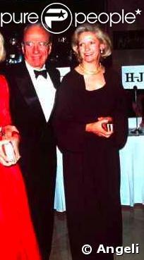 Rupert et Anna Murdoch : 1 milliard d'euros