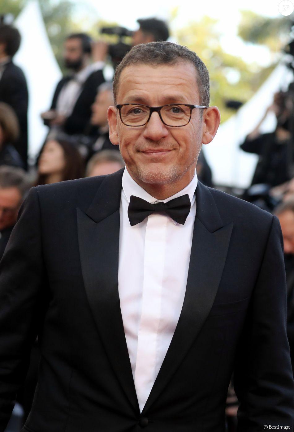"""Dany Boon - Montée des marches du film """" Le Grand Bain """" lors du 71ème Festival International du Film de Cannes. Le 13 mai 2018 © Borde-Jacovides-Moreau/Bestimage"""