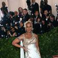 Mary J. Blige - Les célébrités arrivent à l'ouverture de l'exposition Heavenly Bodies: Fashion and the Catholic Imagination à New York, le 7 mai 2018 © Sonia Moskowitz/Globe Photos via Zuma/Bestimage