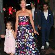 Exclusif - Andrea Bocelli est allé en famille (sa femme Veronica Berti, leur fille Virginia et les fils d'Andrea, Amos et Matteo) voir son étoile sur le célèbre Walk Of Fame à Los Angeles, le 18 juin 2018.