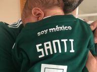 Eva Longoria maman : Nouvelle photo de Santiago pour la Coupe du monde !