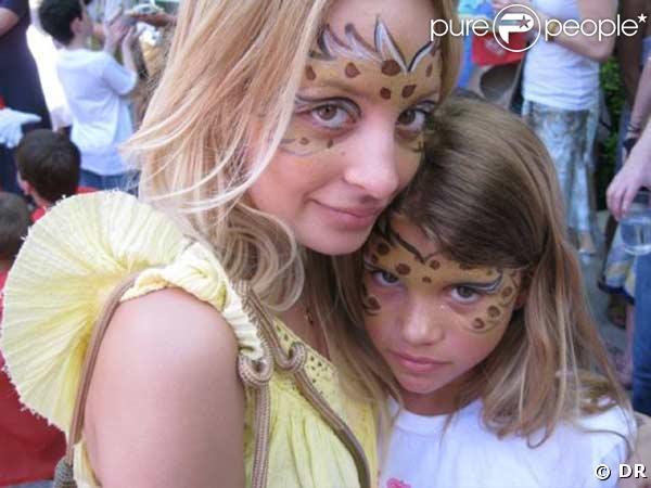 Nicole Richie et sa soeur Sofia