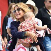 Laura Tenoudji : Son adorable Bianca, Grand Prix de la petite robe fleurie !